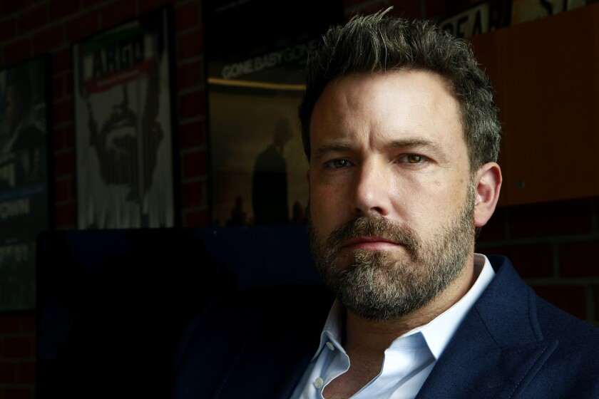 Ben Affleck steps away from directing solo Batman movie ...