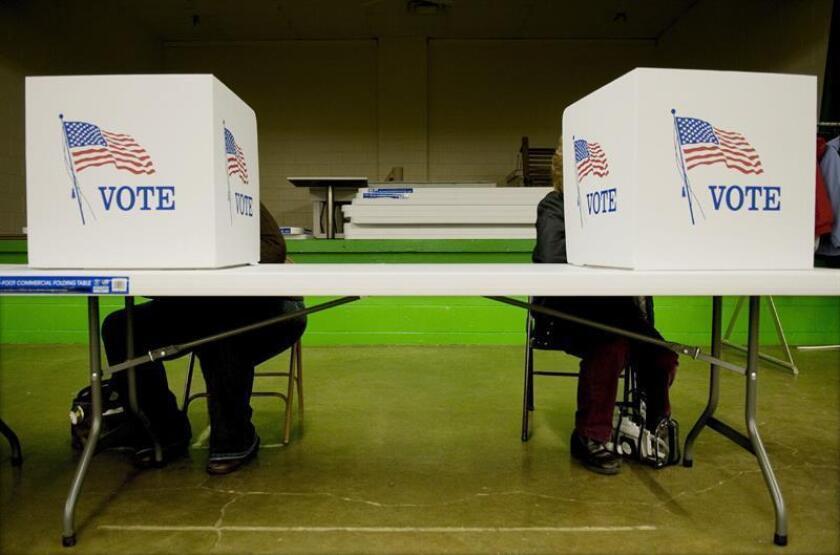"""""""Arizona era un 'estado rojo' (republicano), pero ahora partimos de cero"""", dice a Efe Ayshia Connors, directora de comunicaciones del Partido Republicano en Arizona. EFE/Archivo"""