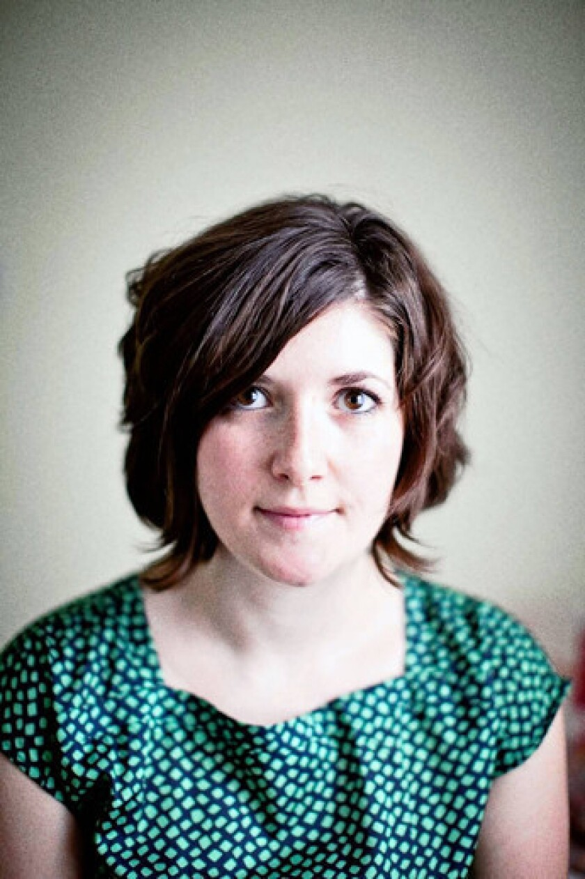 The Writing Life: Haunted legacy follows Claire Vaye Watkins into 'Battleborn'