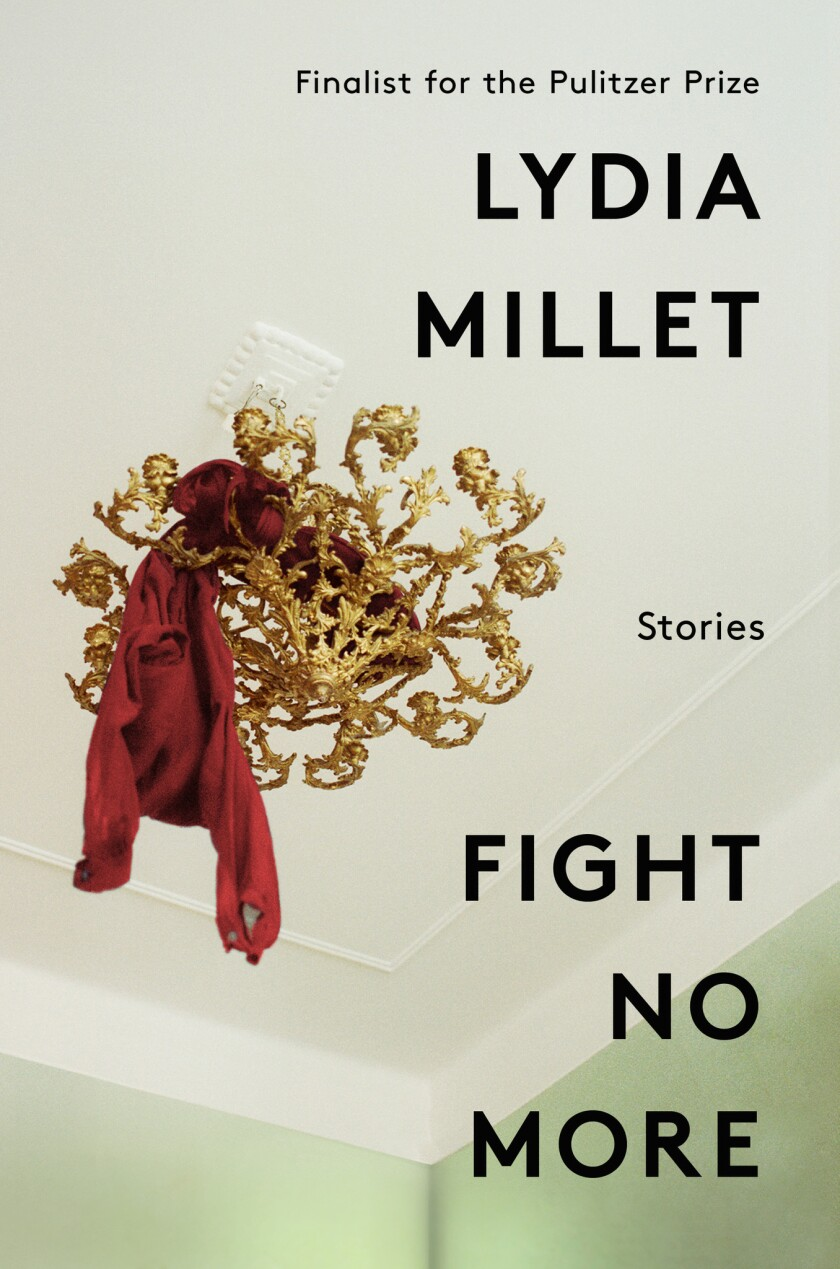 "A book Jacket for Lidia Millet's ""Fight No More."" Credit: W. W. Norton & Company"