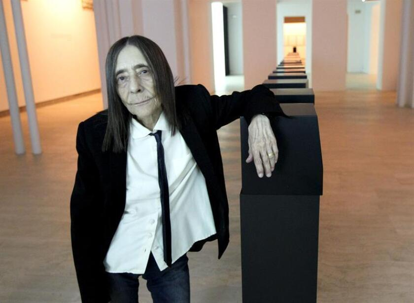 La pasión y el arte geométrico de Elena Asins llegan a la FIL de Guadalajara