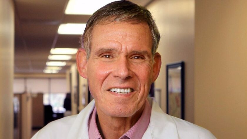 Dr. Eric Topol, a geneticist and chief academic officer at Scripps Health, says President Trump's proposed $5.8 billion cut in the NIH budget would devastate medical research.