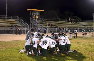 Band of brothers: 0-11 Hawkins High football team refuses to quit