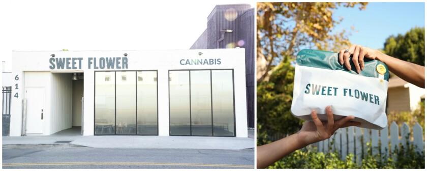 Sweet Flower cannabis dispensary