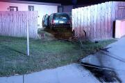 Driver crashes into Imperial Beach house, gas meter; no injuries