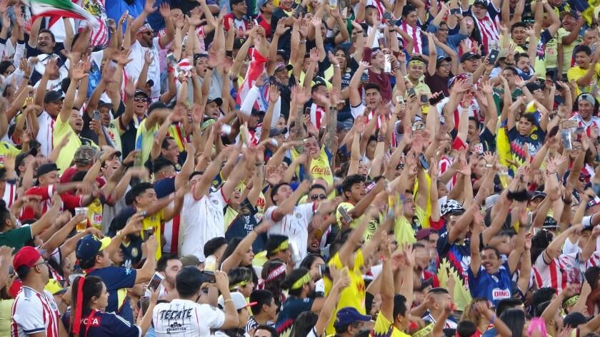 América vs. Chivas