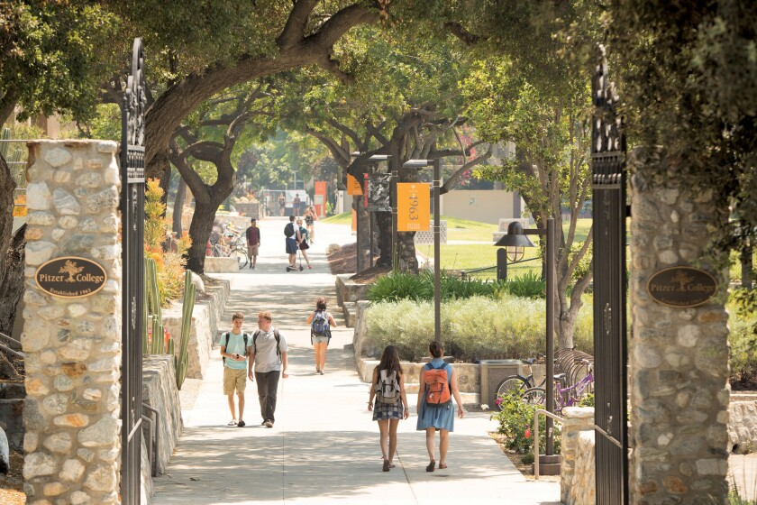 A vote at Pitzer College in Claremont on a study abroad program in Israel is causing a debate on human rights and academic freedom.