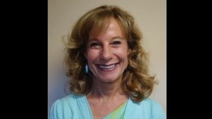 Dee Perry is running for the Laguna Beach Unified School District board of trustees.