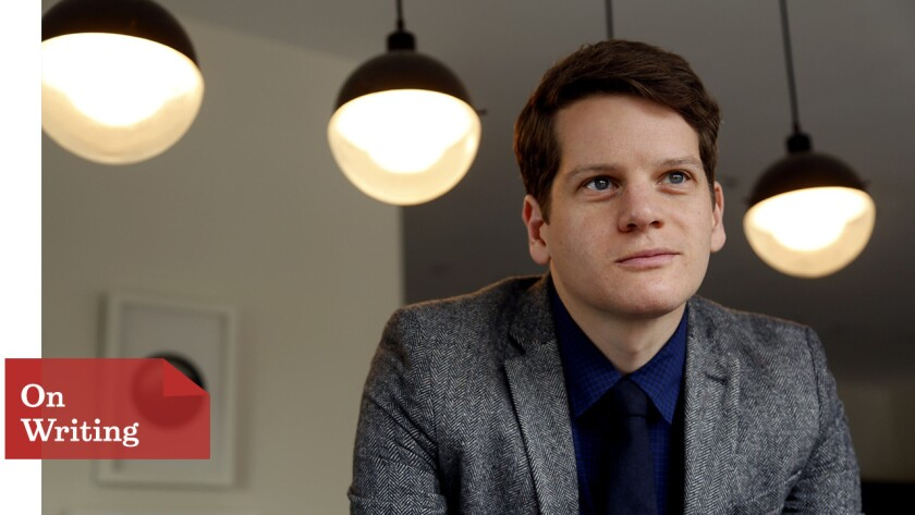 Graham Moore, writer of 'The Imitation Game' script