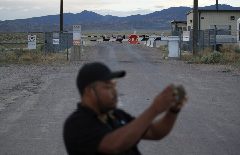 Storming Area 51 started as a joke. But it's a mystery as to how many will show up