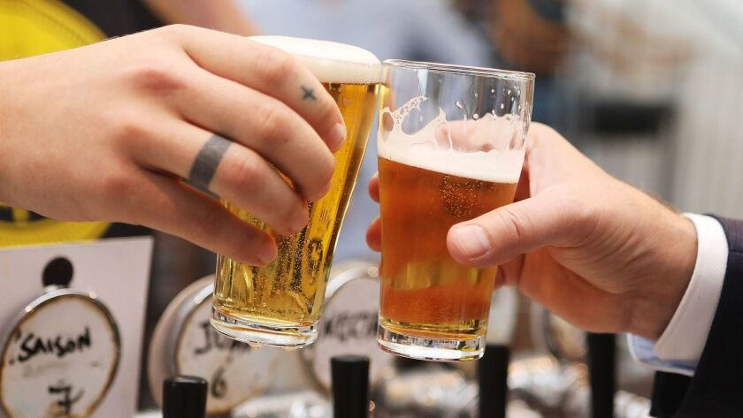 Beer tax for craft brewers in Australia axed, Sydney - 04 May 2018