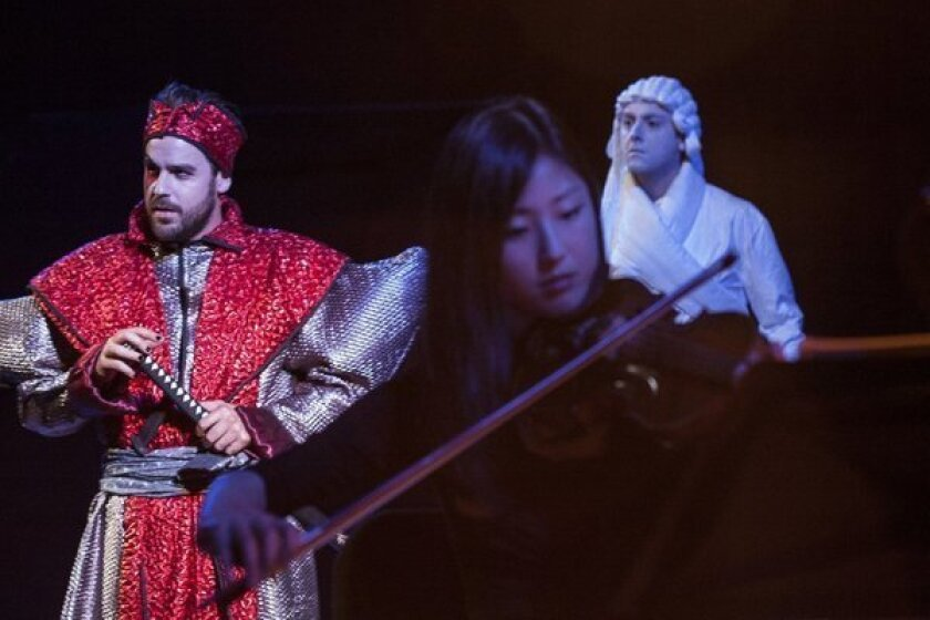 Review: Conlon conducts an inspired 'Rape of Lucretia' at Colburn