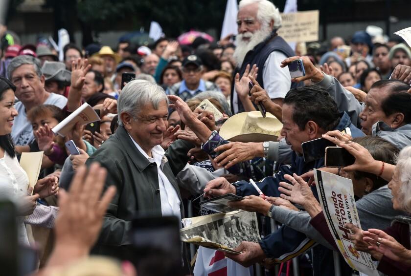 El triunfo de Andrés Manuel López Obrador es una de las epopeyas