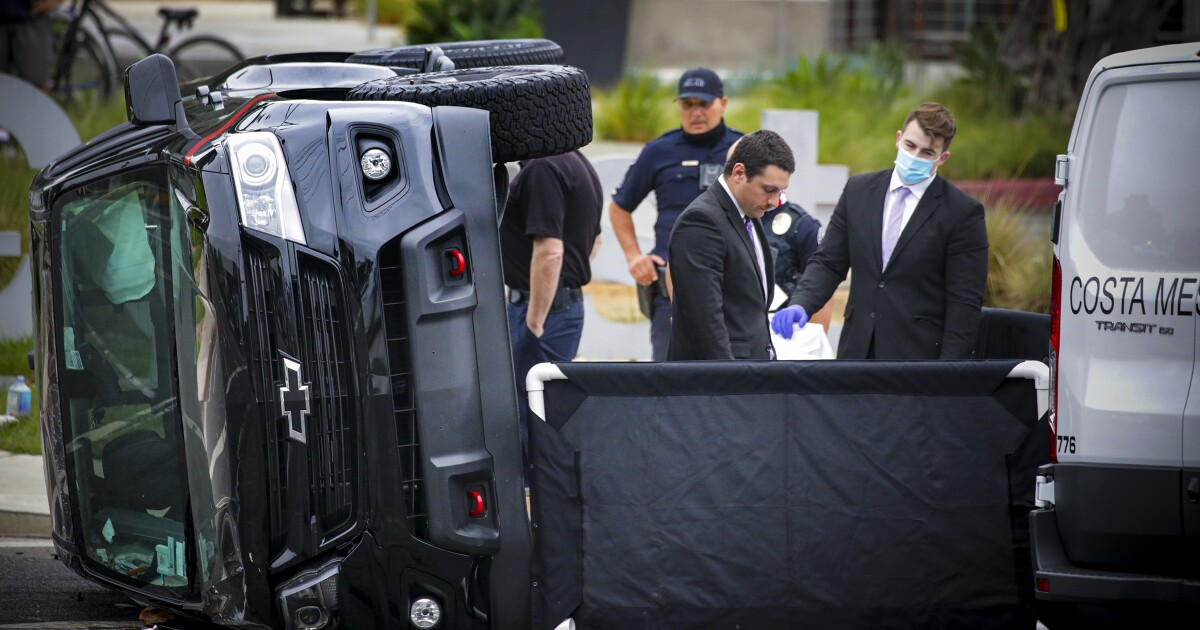 Deadly O.C. 'street takeovers' in Costa Mesa and Anaheim kill one, injure two