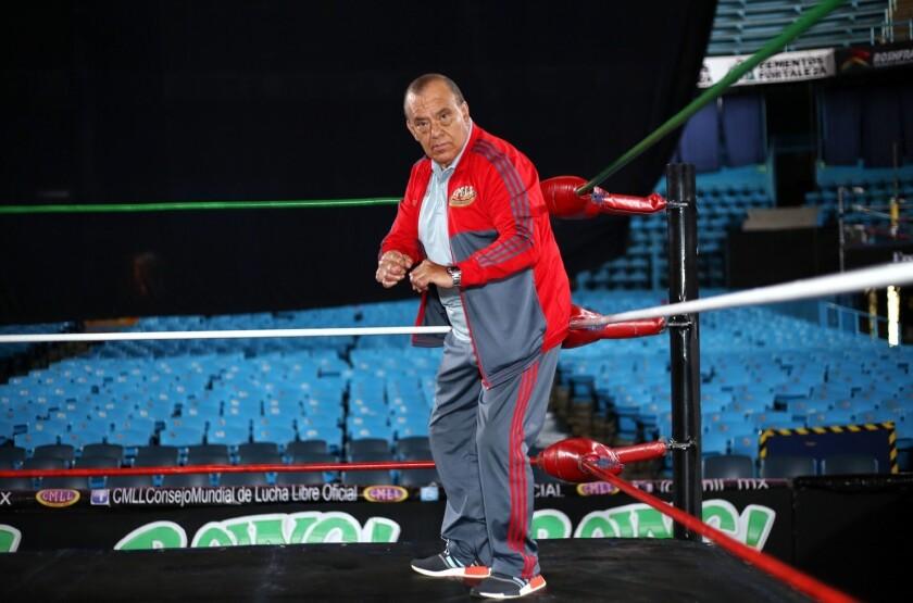 ¡Arriba los técnicos y los rudos! La evolución de la lucha libre mexicana