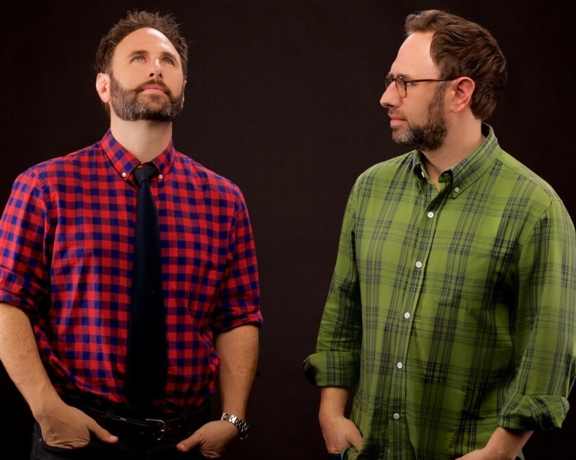 Sklar Brothers (Courtesy photo)