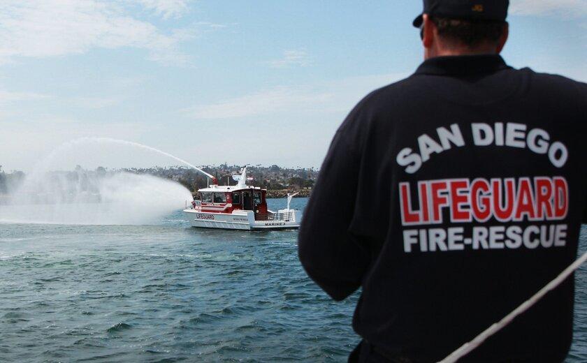 Ocean Lifeguard Specialist