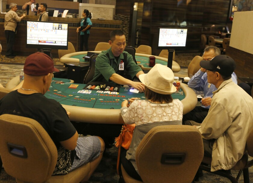 Hawaiian Gardens casino