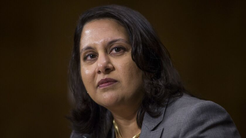 Senate Judiciary Committee Holds Nomination Hearing For Neomi Rao To Be U.S. Circuit Judge For D.C. Circuit