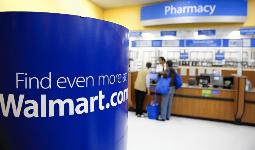 Wal-Mart teams with DirectHealth to lift healthcare sign-ups at stores