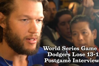 Clayton Kershaw and Yasiel Puig talk about the Game 5 loss