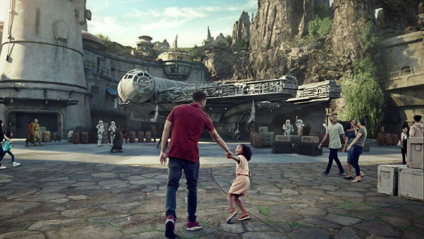 Star Wars: Galaxy?s Edge ? Black Spire Outpost