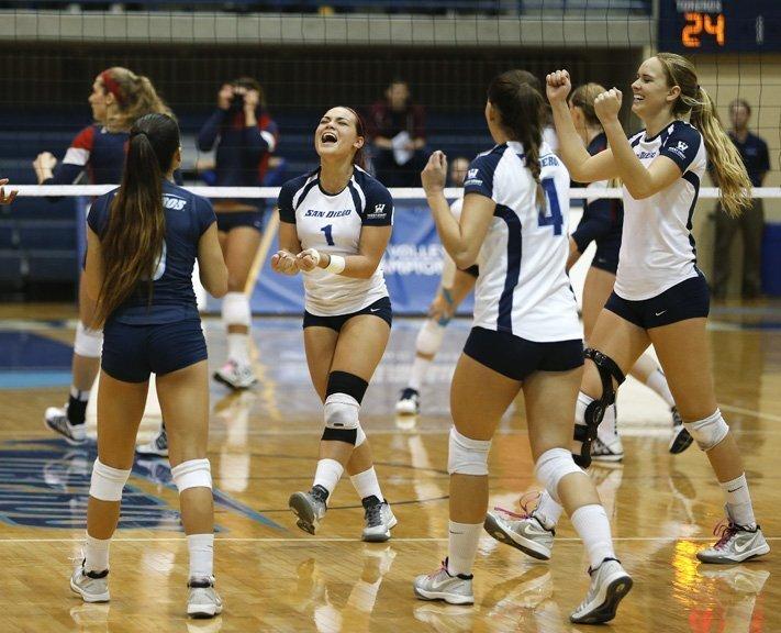 USD advances to NCAA Sweet Sixteen