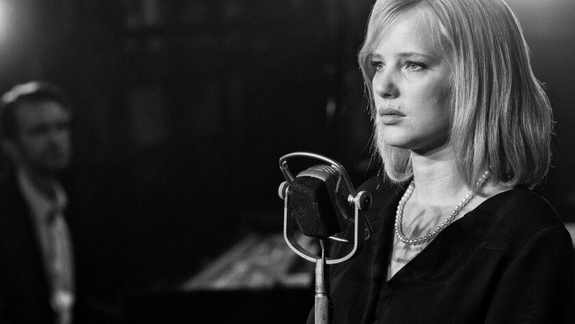 "Joanna Kulig in a scene from ""Cold War."" Credit: Amazon Studios"