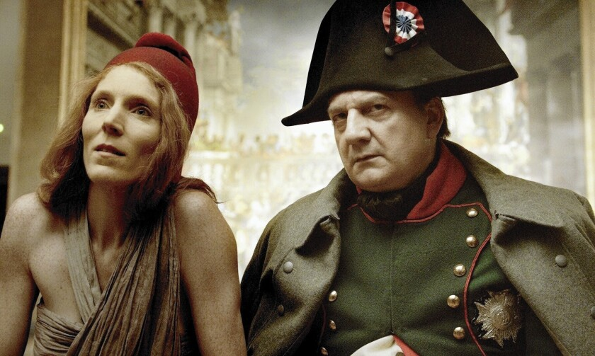 Review: 'Francofonia' is an elegant rumination on the Louvre through the lens of war
