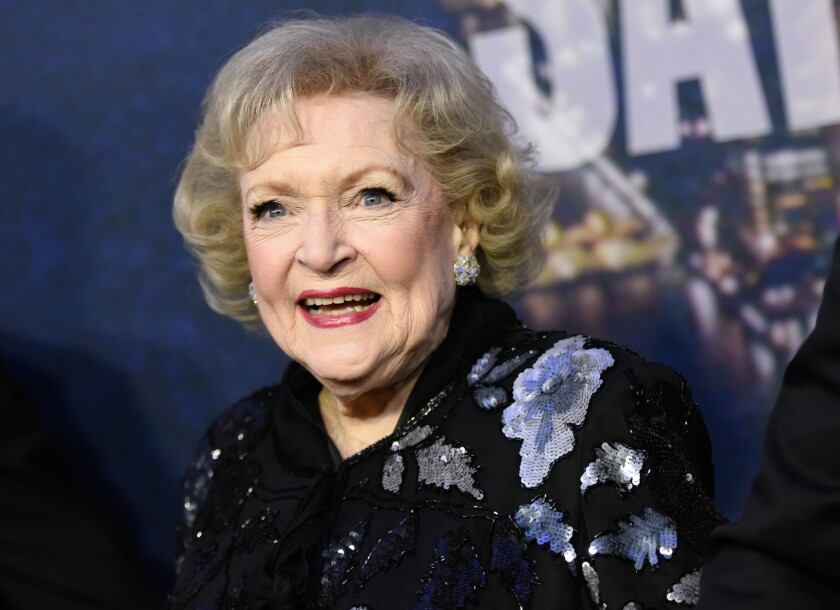 Betty White turned 95 on Jan. 17.