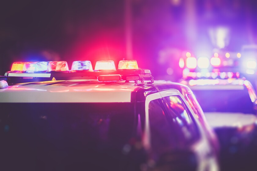 Police say a 21-year-old sailor was shot on the side of a California highway Saturday.