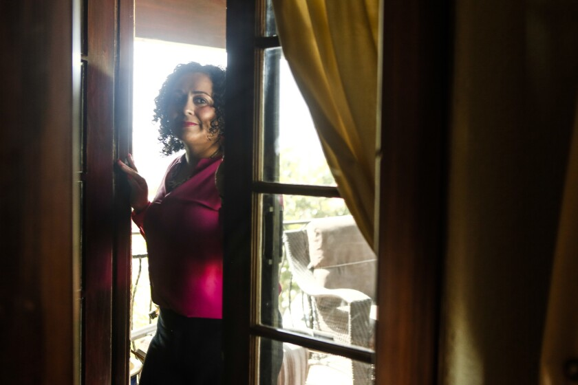 LOS ANGELES, CA -- FRIDAY, AUGUST 17, 2018-- Celia Lacayo grew up known as 'la negrita' in her famil