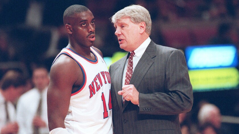 Anthony Mason, Don Nelson