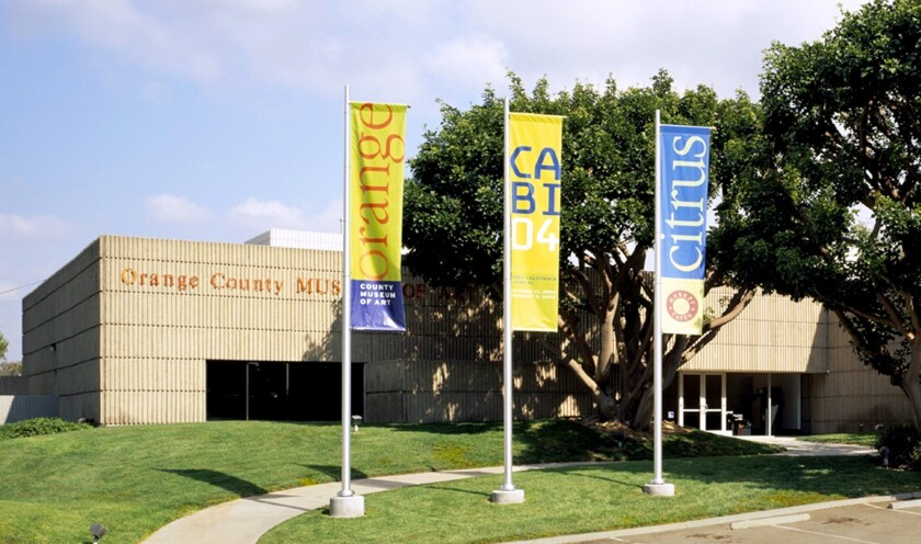 The Newport Beach museum, an institution known for its vibrant exhibitions of modern and contemporary art, will be left with a total of 14 full-time and part-time gallery staff -- and no chief curator.