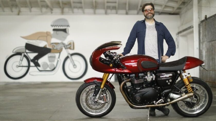 Sharing startup Twisted Road wants to be the Airbnb for motorcycles