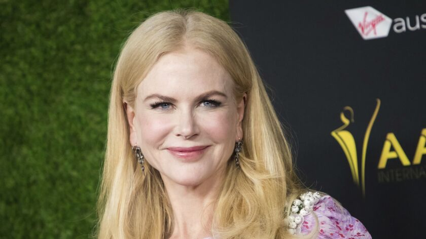 """New projects announced by Amazon Studios include """"The Expatriates"""" from Nicole Kidman's production company, Blossom Films."""