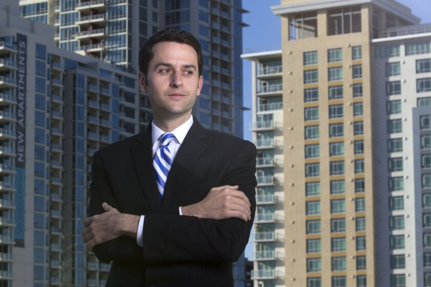Colin Parent, policy director, San Diego Housing Commission