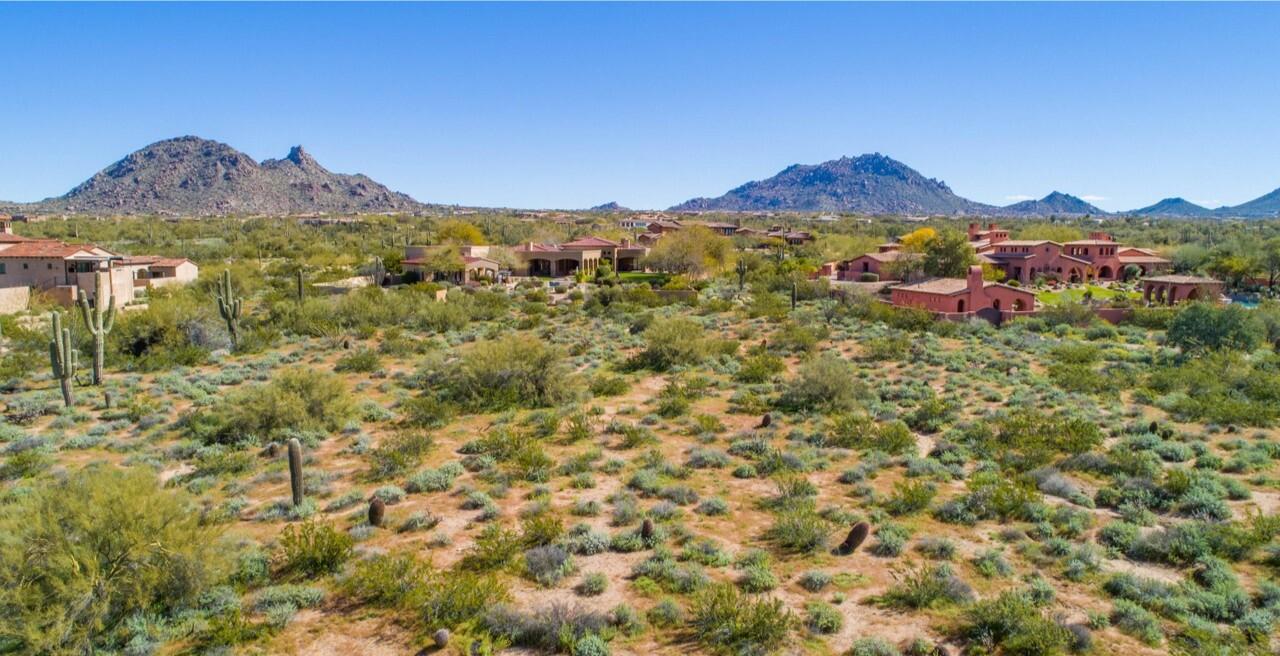 Larry Fitzgerald's Scottsdale property