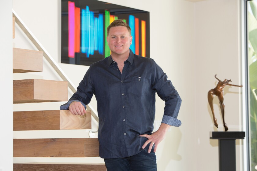 GDC Construction President Pancho Dewhurst is a fourth-generation builder in La Jolla.