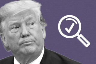 Fact Check: 5 false election claims from the Trump campaign