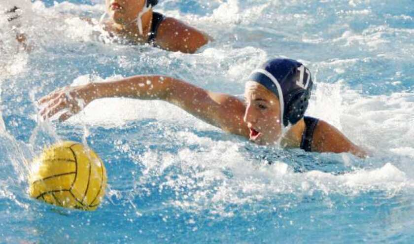 Crescenta Valley girls' water polo shines again