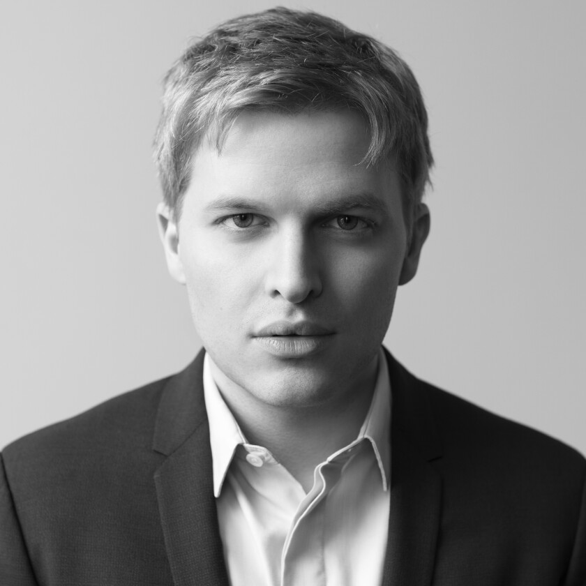 "Ronan Farrow's ""Catch and Kill"" will be published Oct. 15."