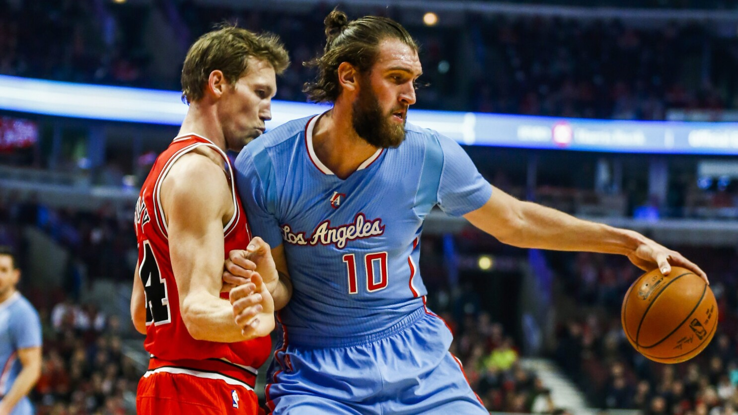 Clippers take 96-86 victory over Bulls after fourth-quarter surge - Los Angeles Times
