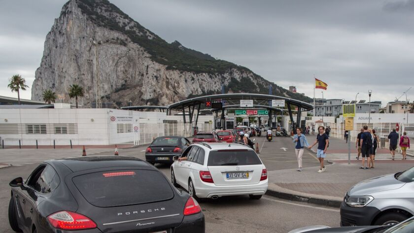 Brexit Uncertainty Mounts For Gibraltar