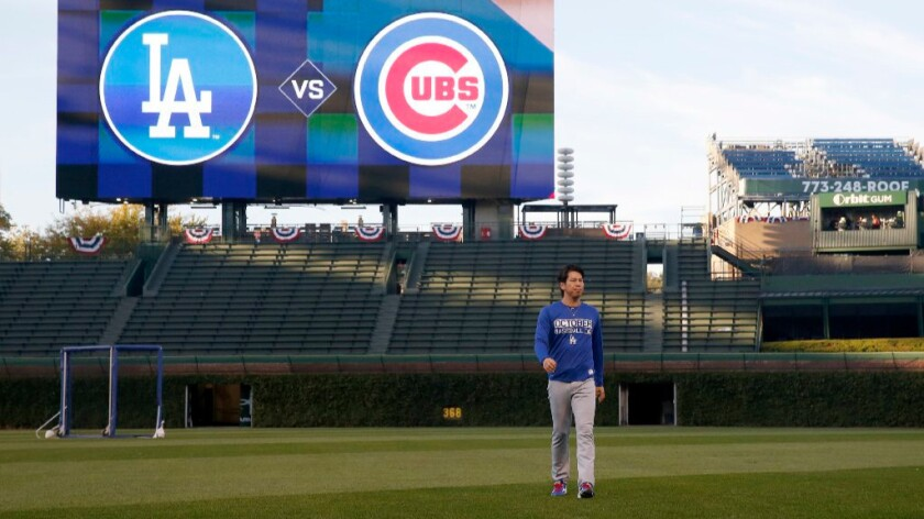 Plaschke: Sick of the Cubs and their long-suffering narrative