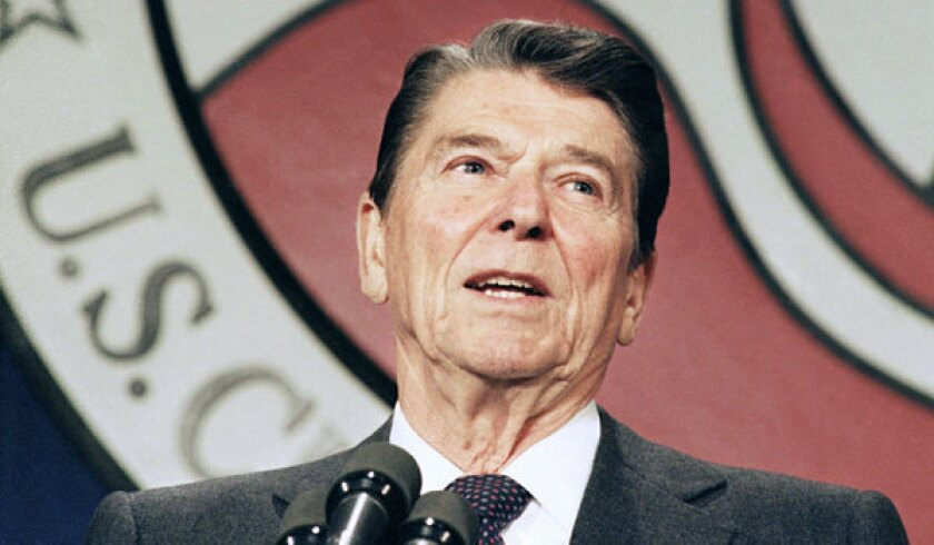 Survey: Ronald Reagan would beat Obama in modern election