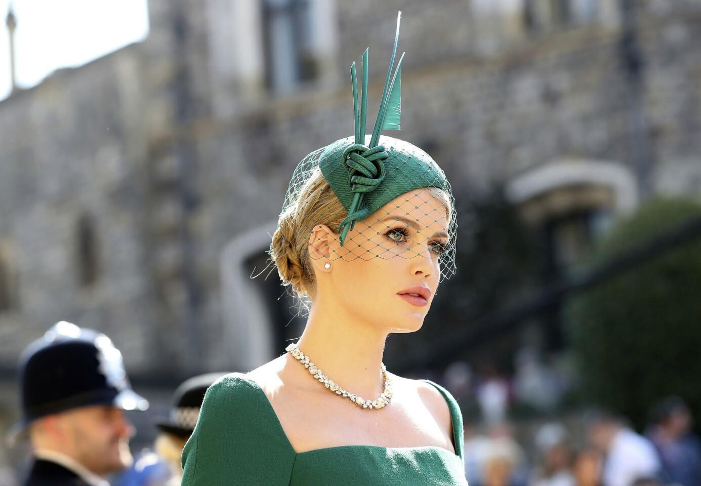 Royal wedding 2018 hats and fascinators