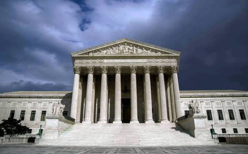 Conservative justices on the Supreme Court have signaled it may be time to strike down a key provision of the Voting Rights Act, landmark civil rights legislation that critics say is outdated and unfair to Southern states.
