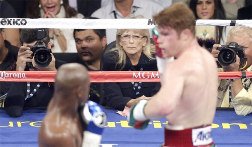 how to become a boxing judge in california