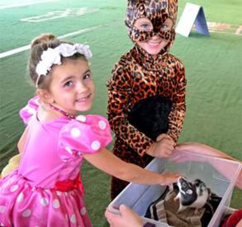 Woodward Animal Center's Howl-O-Ween Harvest Fest